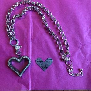 Origami Owl Mother necklace
